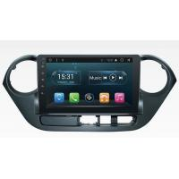 Quality Kia I10 2013-2016 Android Auto GPS Navigation System RDS Aux With 9 Inch Touchscreen for sale