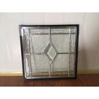 Quality Custom Tempered Decorative Glass Panels For Walls Thermal Sound Insulation for sale