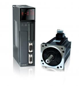 Quality 220V Industrial AC Servo Motor 2300W , Encoder 9.5A With Brake for sale