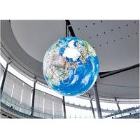 China Inside 5mm Ball Led Sphere Display Electronic Led Signs Displays on sale