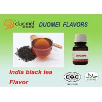 Roasted Dry Caramel Sweet Black Tea Soft Drink Flavours Colorless To Light for sale