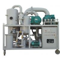 Buy cheap Transformer Oil Purifier System from wholesalers