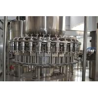 Buy cheap Full Automatic fruit Juice Filling Machine Stainess Steel  Beverage Filling Machine from wholesalers