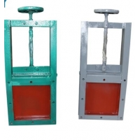 Quality Handle Manual Resilient Seated Gate Valve for Dust Collector for sale