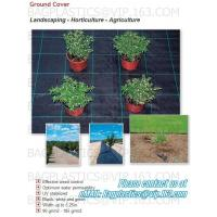 Quality PP ground cover,weed barrier Fabrics, weed mat in strawberry garden, Agricultural weed control pp woven grass mat, 70gsm for sale