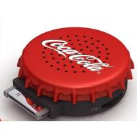 China Portable color Bottle cap speaker for Christmas gift,Beer Cap Speaker For ipod/Iphone4/4s on sale