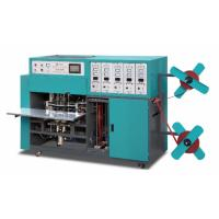 Quality One Time Double Layer Non Woven Fabric Production Line Handle Sealing Machine for sale