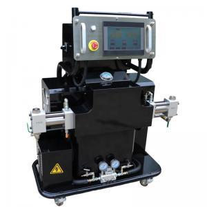 Quality New Type Big Output Flow Rate Hydraulic Polyurea Spray Coating Machine With 30KW Power for sale