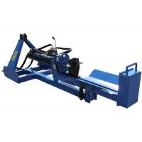 Quality 4 Inch Tractor Mounted Log Splitter , Three Point Hitch Vertifcal / Horizontal Log Splitter for sale
