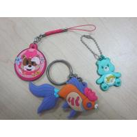 Quality PVC Key Chain Silicone Key Chain Promotion Gift for sale
