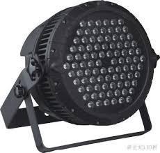 Quality 90pcs LED Waterproof Par light / outdoor par light/ power LED lights for sale