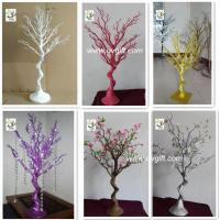 Best UVG DTR25 colorful plastic dry tree branch decoration wedding centerpieces for tables wholesale