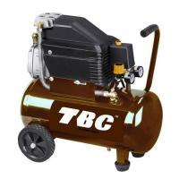 Quality 2.5HP 6-gal, horizontal air compressor for sale
