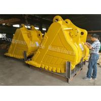 Quality Heavy Construction Equipment Excavator Grapple Bucket For Light Working Environment for sale