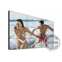 Quality Conference Wall Mount Flat Screen TV 4K 46 Inch Hd 3*3 Lcd Advertising Display for sale