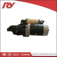 China Aluminium Material High Torque Starter Motor Electromagnetic Operated Control System on sale