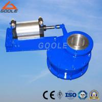 Quality Pneumatic Ceramic Swing Discharge Gate Valve for sale