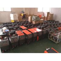 IGBT Inverter MIG CO2 Welding Machine 3 Phase 15~38V With High Duty Cycle