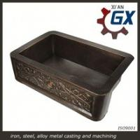 Buy cheap Outdoor White Kitchen Sink Size from wholesalers