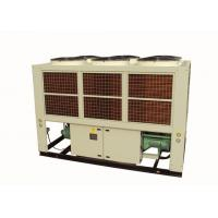 Quality Copper Fins Condenser Air Cooled Screw Chiller With Bitzer Screw Compressor for sale