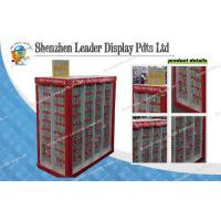 Best Point of Sale Keyrings Cardboard Pallet Display for Supermarkets wholesale