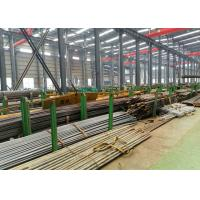 Quality Seamless Boiler Tube DIN17175 ST35.8 38 X 3.2 X 2000MM With Bevelled End Black Coating Surface for sale