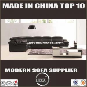Best Modern Sofa L Shape Living Room Furniture (LZ-1332B) wholesale