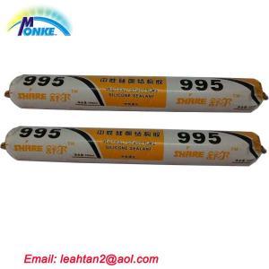 Best weatherproof sausage 995 Silicone Sealant wholesale