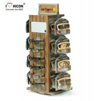 Buy cheap Save 15% Sunglasses Display Case Shipping Cost Slatwall Sunglass Display from wholesalers