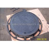 Quality Factory low price EN124 C250 Hinged manhole cover make in china for sale