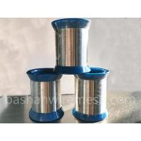 Quality ss 304 304L 316 316L stainless steel 0.02~5.5mm wire,fine wire for mesh woven for sale