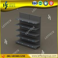 Quality Professional design decoration shop metal shelves and display stand in nice quality for sale