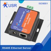 Quality [USR-TCP232-304]  Small size RS485 Serial Ethernet Converter with DHCP/Web for sale