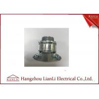 Buy cheap Straight Connector For Philippine Market Wiring Accessories Aluminum Cable Clamp from wholesalers
