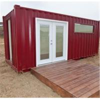 China Shipping prefabricated container house prefab container homes on sale