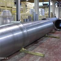 China Grade 100-70-02 Steel Casing Pipe Ductile Iron Contains Nodular Graphite Copper Coated on sale