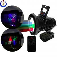 China 2018 new model sky laser beam light projector with LED patterns projector 2 in 1 lights for Christmas season on sale