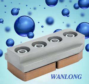 China Marble abrasive tool surface grinding diamond resin fickert - china  metal diamond abrasive fickert for granite on sale
