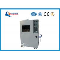 Quality IEC 60587 Stainless Steel High Voltage Automatic Tracking Testing Equipment / Test Chamber for sale