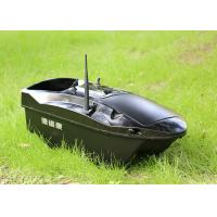 Quality Autopilot bait boat battery power and ABS plastic Black Upper Hull for sale