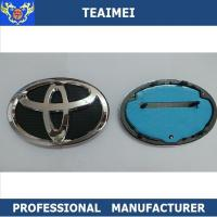 Best Toyota Car Brands Logo Names Badge With ABS Plastic Grill Emblem wholesale