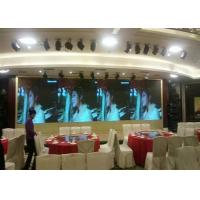 China Outdoor Indoor Stage Background Mobile Led Display Screen For Concert on sale