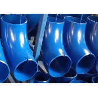 Quality DN5000mm Anticorrosive High Pressure Lined Pipe Fittings / 3lpe Coating Pipe for sale