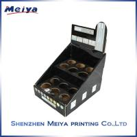 Best CMYK Cardboard counter display stands for lipsticks or perfumns wholesale