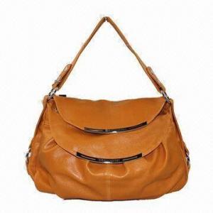 China Women's handbag in fashionable design, popular in north America on sale