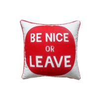 Quality Home Letter Throw Pillows For Bedroom , Luxury Decorative Pillows for sale