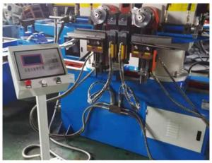 Quality Hydraulic Auto Tube Bender Machine High Durability For Pull Expanding Fin Evaporator for sale