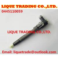 Quality BOSCH Common Rail injector 0445110059 / 0 445 110 059 Chrysler 05066 820AA / VMI 15062036F for sale