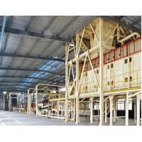 Quality Automatic Particle Board Production Line High Productivity Panel 4 x 8 feet for sale