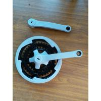 Quality Bicycle Part  Bike Chainwheel & Crank 3T Axle Chainwheel with Plastic Guard 3T(28-38-48) for sale